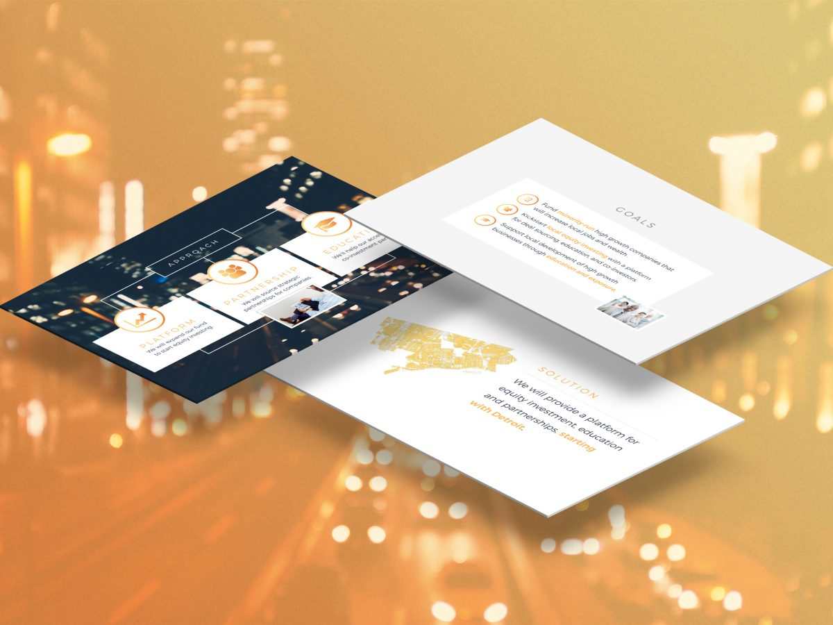 Slide deck sample: Venture Capital & Investing - created by Viputheshwar Sitaraman
