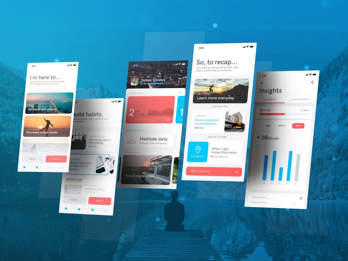 Web design & development sample: Business - created by Viputheshwar Sitaraman